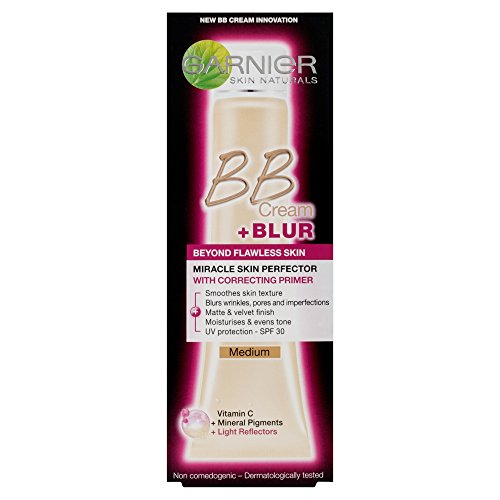 L'Oreal Garnier Skin Naturals, BB Cream and Blur, tinta media