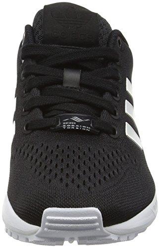 adidas Zx Flux Em, Baskets Basses Mixte Adulte Noir (Core Black/Ftwr White/Core Black)