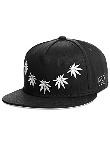 Cayler And Sons - Casquette Snapback Homme Fuck Yeah Cap - Black / White