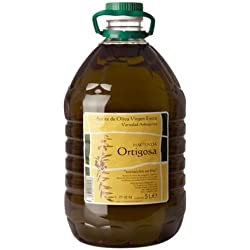 Hacienda Ortigosa - Aceite de Oliva Virgen Extra – 5 L