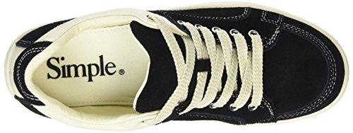 Simple Os -Sneakers Basses - Homme Noir (Black 001)