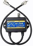 Comet CF-706 Duplexer für HF bis 6m und 4m bis 70cm Band Frequenzen PL