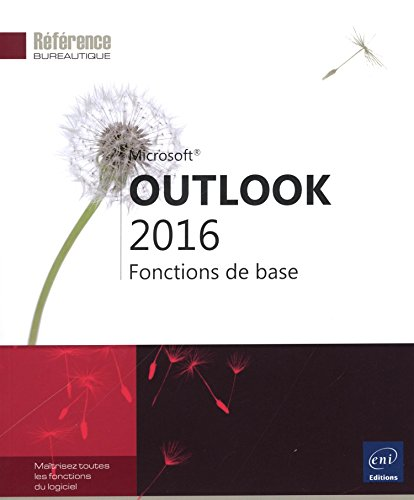 Outlook 2016 - Fonctions de base