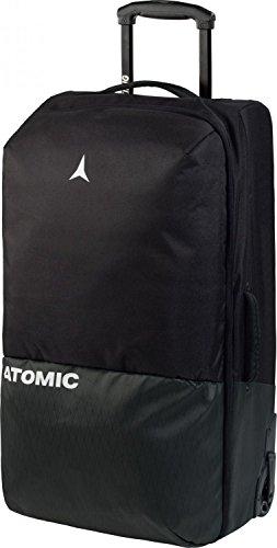 Atomic AL5037620 Bolsa de Viaje con Ruedas, Unisex Adulto, Negro, One Size