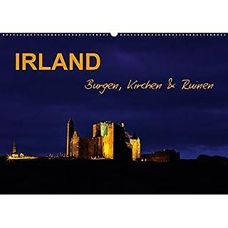 "IRLAND – Burgen, Kirchen & Ruinen (Wandkalender 2017 DIN A2 quer): Irlands schönste ""Altbauten"" (Monatskalender, 14 Seiten ) (CALVENDO Orte)"