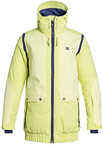 s Riji - Snowboard Jacket - Women - S - Green Sunny Lime S (Ds-lime Green)