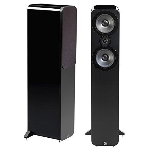 Q Acoustics 3050 Nussbaum Stand-Lautsprecher (ein Stück)