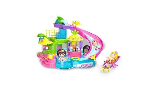 Pinypon Aquapark aventuras muñeca Playset