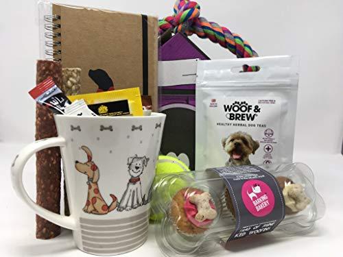 Pet Presents Dog Lover's Gift Hamper