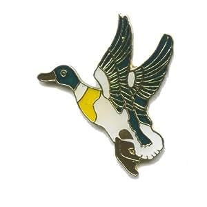 ente entenvogel duck tier badge pin pins button nadel anstecker 221 k che haushalt. Black Bedroom Furniture Sets. Home Design Ideas