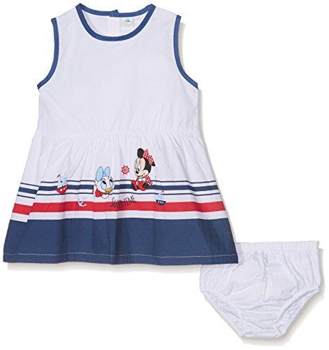 Minnie Baby-Mädchen Unterwäsche-Set Daisy Summer Time, Blau (Navy), 3-6 Monate (Navy Daisy)