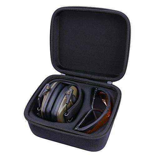 für Honeywell 1013530 Howard Leight Impact Sport Ohrenschützer mit Schutzbrille von Aenllosi