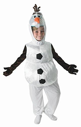 Männer Kostüm Olaf - Disney Eiskönigin Frozen Kinder Kostüm Schneemann Olaf Gr.2-3 Jahre