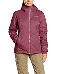 The North Face Damen W Quest Insulated Jacket Thermojacke