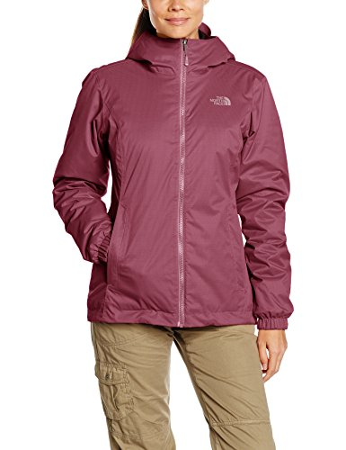 W QUEST INSULATED JACKET Thermojacke W QUEST INSULATED JACKET, Rosa (Renaissance Rose Heather), S (Renaissance Dame)