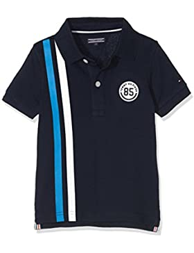 Tommy Hilfiger Jungen Poloshirt Ame Badge Polo S