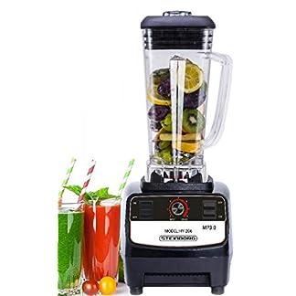 20-Liter-Profesioneller-Hochleistungs-Standmixer-32000-Umdrehungenmin-1500-Watt-Smoothie-Maker-Universal-Power-Mixer-Zerkleinerer-Ice-Crusher-BPA-Frei-6-Fach-Messer-Pulse-Funktion