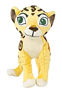Famosa Softies - La Guardia del león, Fuli 17 cm 760014670