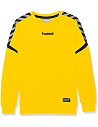 Hummel Trikot Sirius Short Sleeve Jersey Amarillo Sports Yellow/True Blue Talla:XXXL amazon el-amarillo Primavera/Verano