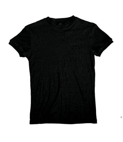Alpha Industries Sport Rib T-Shirt Black Green