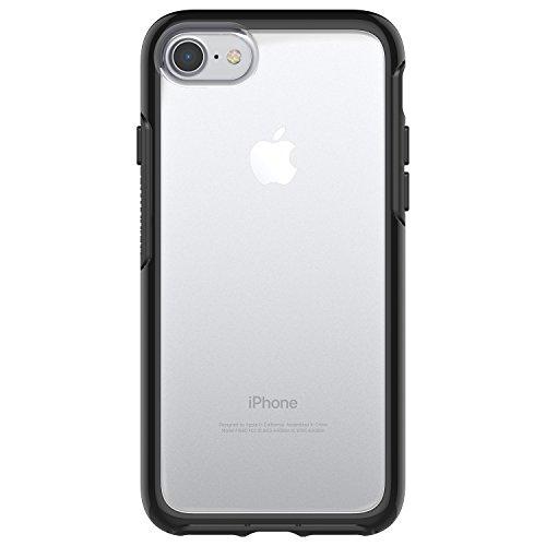 otterbox-symmetry-clear-custodia-per-iphone-7-trasparente-bordo-nero