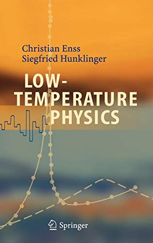 Low-Temperature Physics -