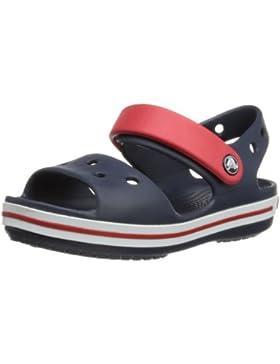 Crocs Crocband Sandal Kids, Sandalias de Punta Descubierta Unisex Niños