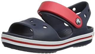 Crocs Crocband Sandal Kids, Sandalias Unisex Niños, Azul (Navy/Red), 28/29 EU (B007AFZY2C) | Amazon Products