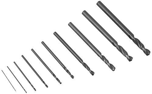 Proxxon 28874 HSS Spiralbohrersatz 0,3-3,2 mm, 10 teilig