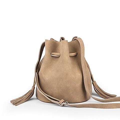 QPALZM 2017 Handtaschen Frauen Designer Schultertasche Für Damen Tassel Tote Girls Täglicher Gebrauch,A1-OneSize