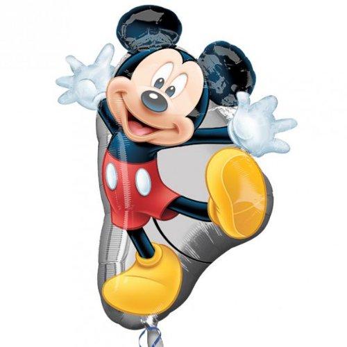 Mickey Mouse - XL películas forma globo Mickey Mouse 55 x 78 cm