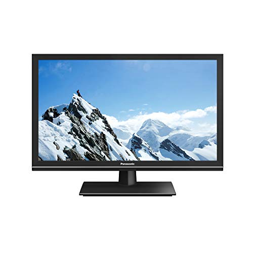 "Panasonic TX-24ES500E - Televisor de 24"" Full HD LCD (USB, HDMI, In-House TV Streaming, Media Player) Color Negro"