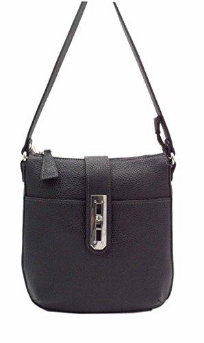 Hello Bag!, Borsa a tracolla donna Nero