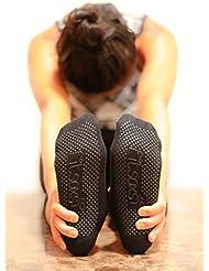 2Pares de Calcetines de Yoga Antideslizante Premium–De Algodón Bio-Calcetines de Pilates-Calcetines de Barre – Calcetines de Mujer Para Yoga – Calcetines Pilates Mujer – Calcetines Barre