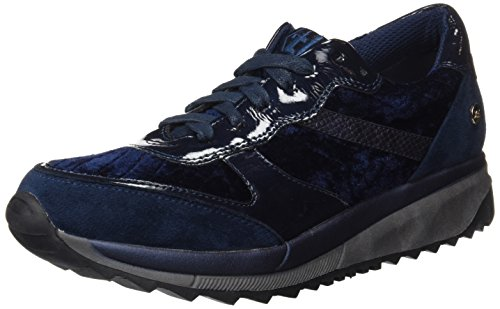 XTI 047413, Zapatillas Mujer, Azul Navy