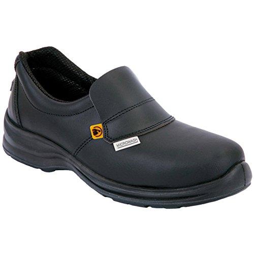 Giasco 92D0240 Medina Chaussures de sécurité bas S2 Taille 40 Noir
