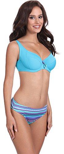 Feba Donna Modellante Corpo Bikini F07 Modello-403