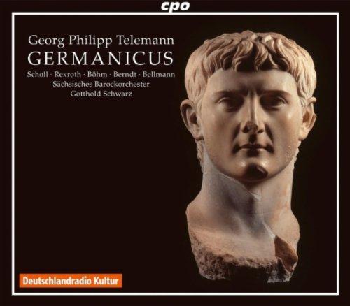 Dienst Seinen (Germanicus: Act III: Zur gleichen Zeit hat Arminius seinen Dienst)