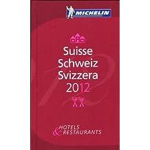 Suisse 2012 Michelin Guide