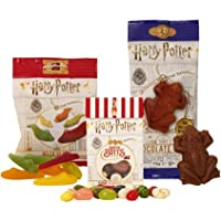 Jelly Belly Harry Potter Slug, Bean and Frog Triple Pack 212 grams