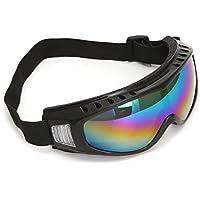 SLYlive Universal Outdoor-Schutzbrille Brille Objektiv Bergsteigen Skifahren Brillen