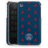 DeinDesign Coque Compatible avec Apple iPhone 3Gs Étui Housse Paris Saint-Germain Tour Eiffel PSG