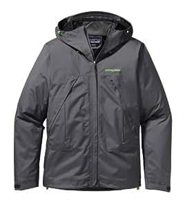 Patagonia M'S Storm Jacket Veste imperméable homme Forge Grey S