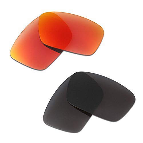 hkuco-plus-mens-replacement-lenses-for-oakley-fuel-cell-sunglasses-red-black-polarized