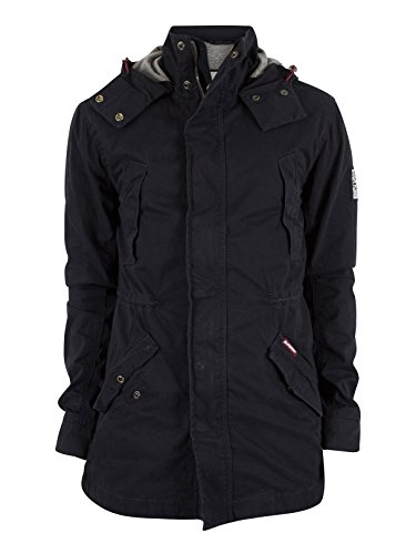 Superdry Parka Men ROOKIE DUTY PARKA Midnight - 4