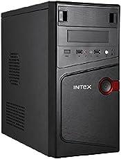 Intex Assembled 218 Desktop With CPU Speed 2.93 GHz Processor (Black)