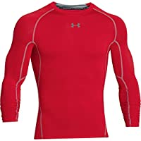 Under Armour HeatGear Manches Longues T-Shirt Collant Top - SS18