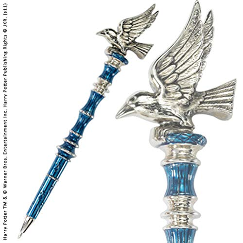Noble Collection Ravenclaw Pen Silver Plated