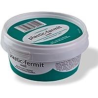 Plastic-Fermit weiß, Dauerplastische Dichtungsmasse, temperaturbeständig bis über 100°C (500g Dose) preisvergleich bei billige-tabletten.eu