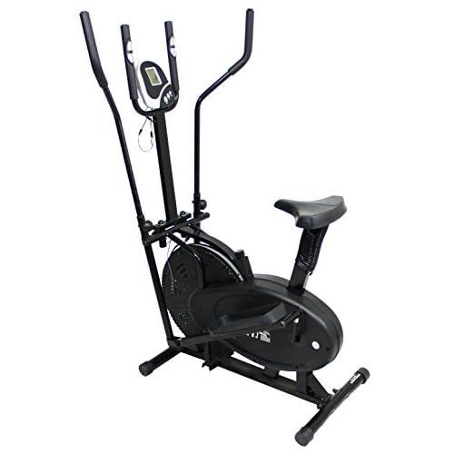 Olympic ES-925D Elliptical Cross Trainer Bike - Black